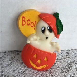 Hallmark Ghost Halloween Pin